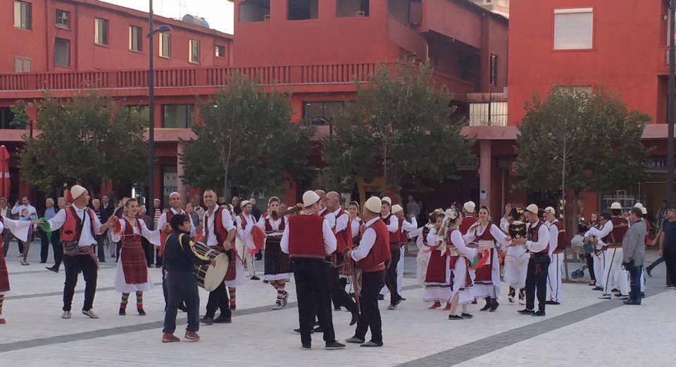 Festivalit Folklorik të Valles Burimore - Lushnje 2015