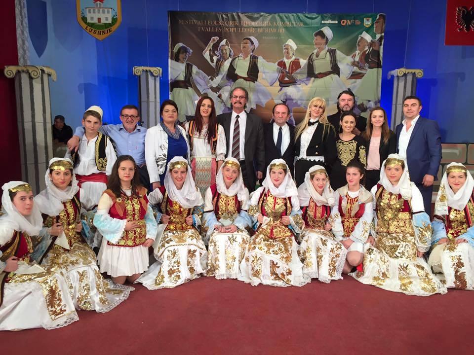 Lushnja - Kryeqytet i Folkut Shqiptar 2015