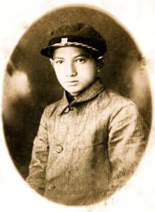 Lazer Radi - Klasa e e Trete Prizren 1928