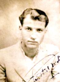 Lazër Radi - Student Gjimnazi në - Shkodër1938