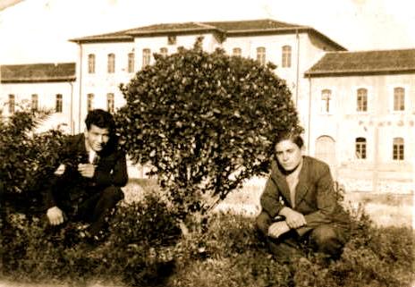 Para Gjimnazit te Shkodres 1935