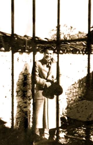 Lazër Radi - me pushime në - Durrës 1937