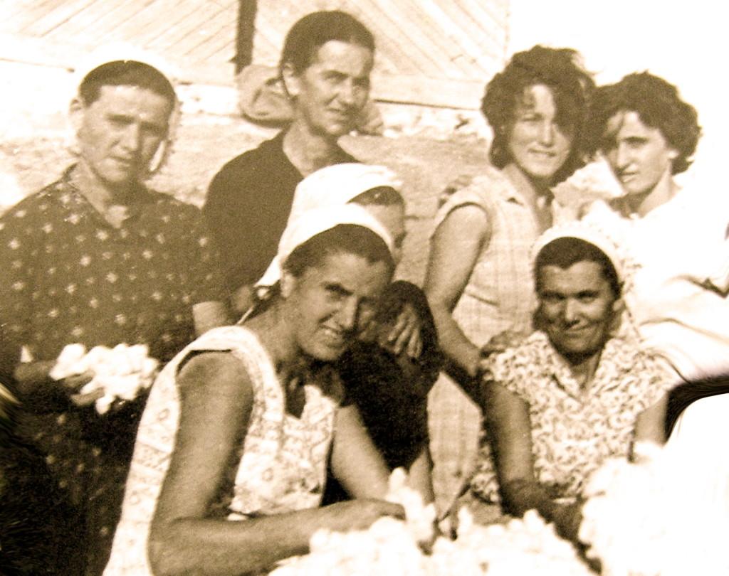 Vitore Radi ne qender - seleksionim Pambuku ne leme Saver 1969- Nine Destanishta Lajde Kokali - Mirakaj, Dudie Kupi e Llambrini Cuko