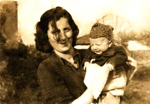 Jete kampesh Vitore dhe Jozef Radi - 1957