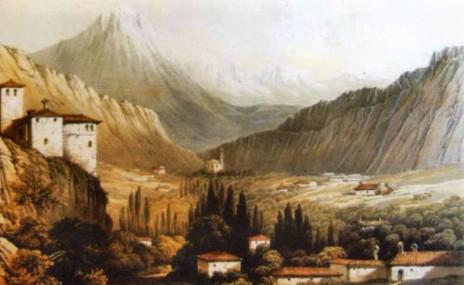 Pamje nga Cameria - Filati