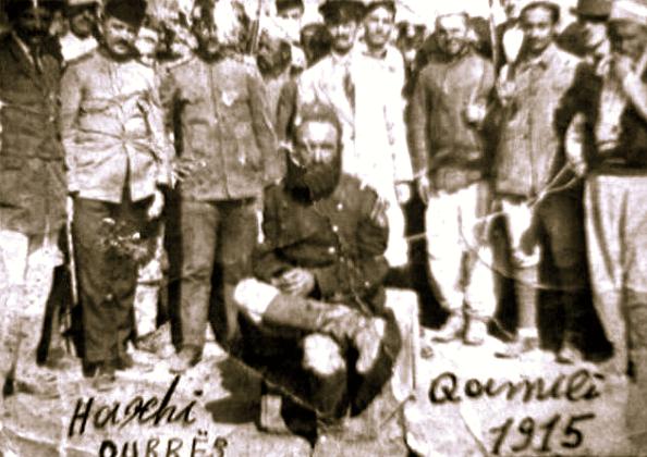 Haxhi Qamili  - Durres 1915