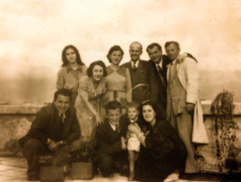 Tre Vellezerit Radi - Balto, Anton,  Lazrime grate e tyre Roza, Stefa dhe Vitore  si dhe Filip Ndocaj dhe Xhina Vushmaqi