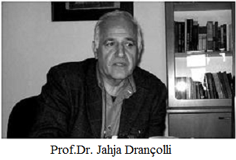 Prof. Dr Jahja Drançolli