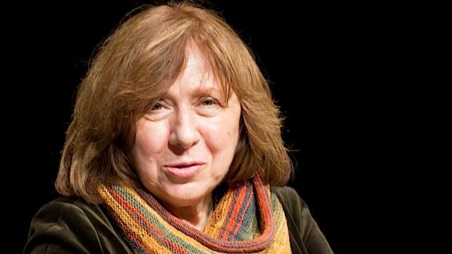 Svetlana Alexievich - Nobeli i Letersise 2015