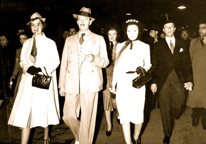 Dasma e Ahmet Zogu -  1938