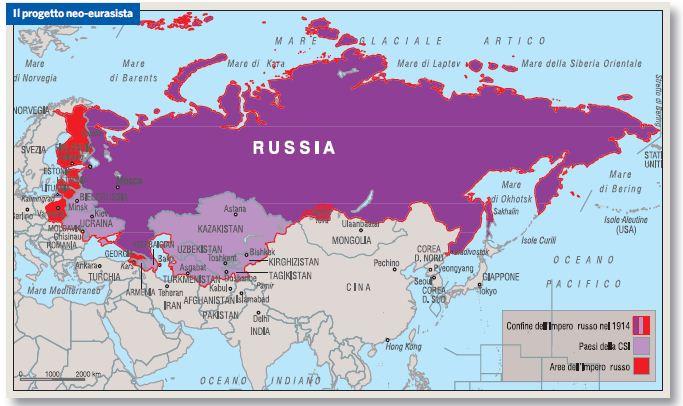 Harta e dominimeve ruse
