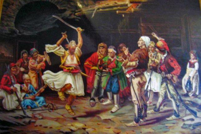 Vallja e Osman Takes - Pikture