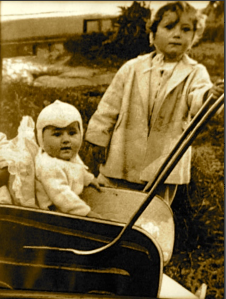 Jozef dhe Adriana Radi - Kampi i Cermes 1959