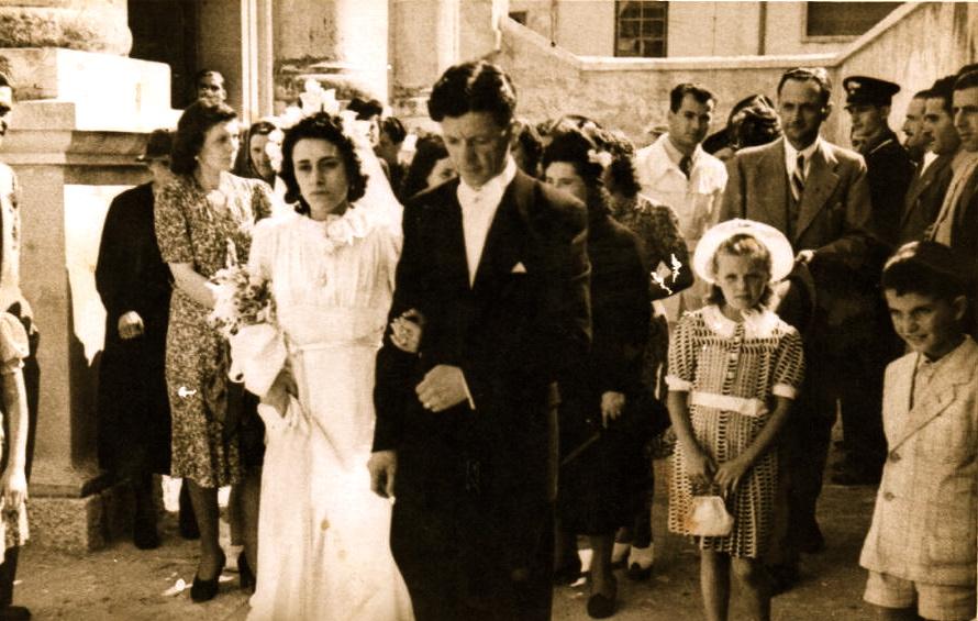 Dasma e Balto Radit me Roza Prennushin  7 shtator 1941