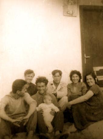 Savër 1964  - Baraka e Lazrit - Gulielm e Marie Deda, Tefik Celo, Reshit Mulleti, Zef Mirakaj dhe Vitore e Luçian Radi