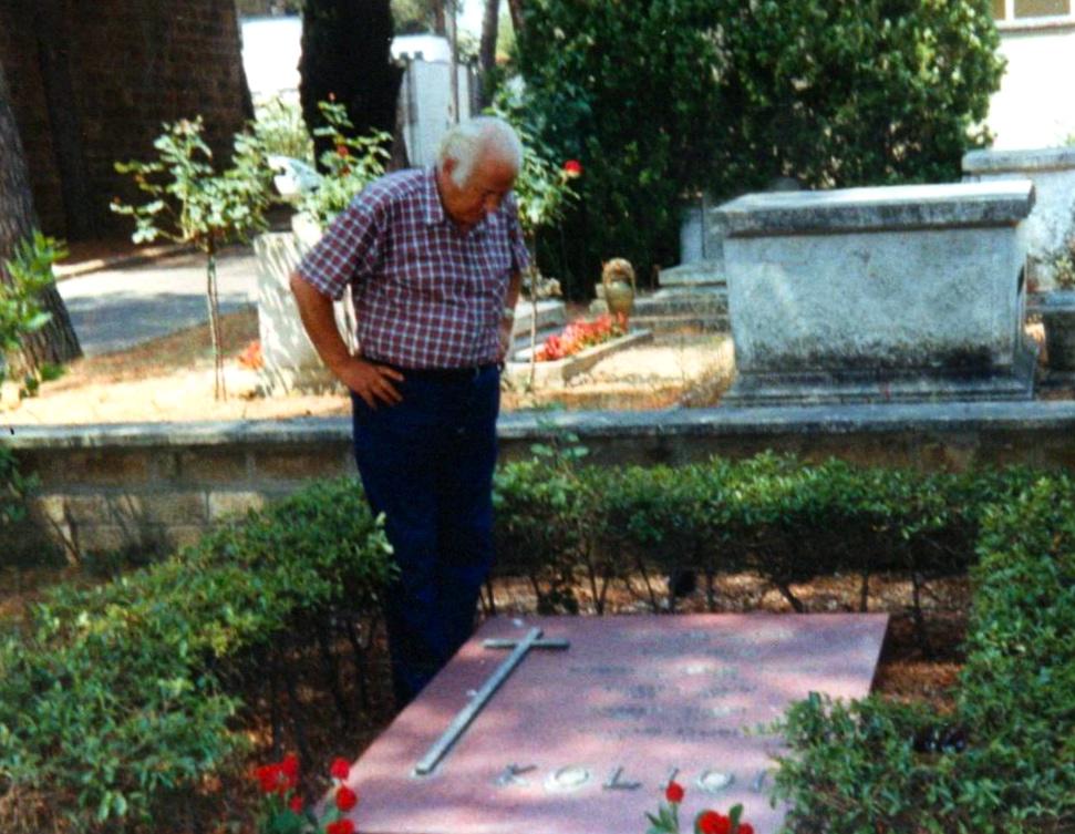 I lehtё dheu i mёrgimit - o Shqiptar i Madh - Romё 23 korrik 1991