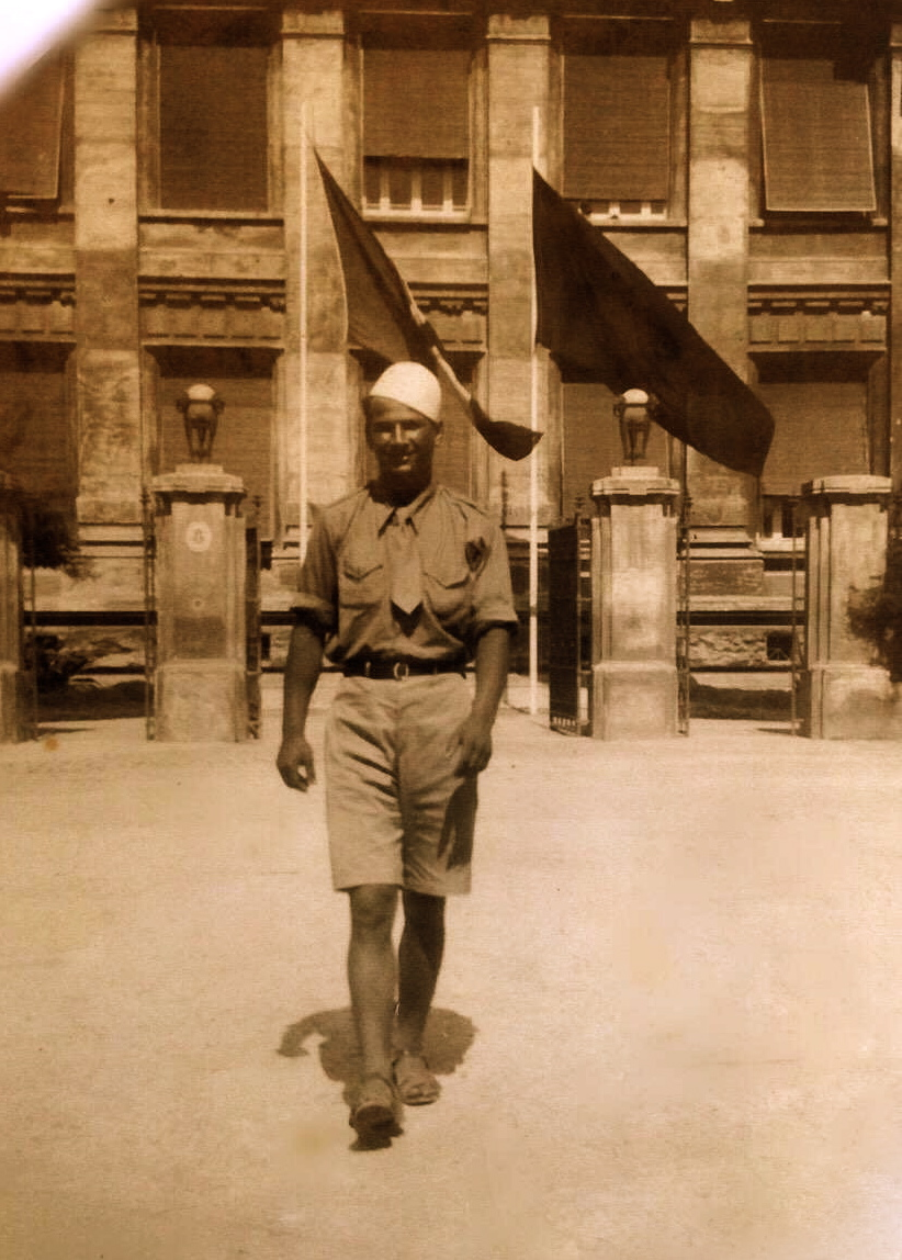 Lazer Radi - Rome 1937