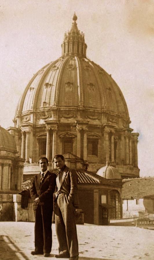 Kampanjeli i Shën Pjetrit Romë 7 shkurt 1939