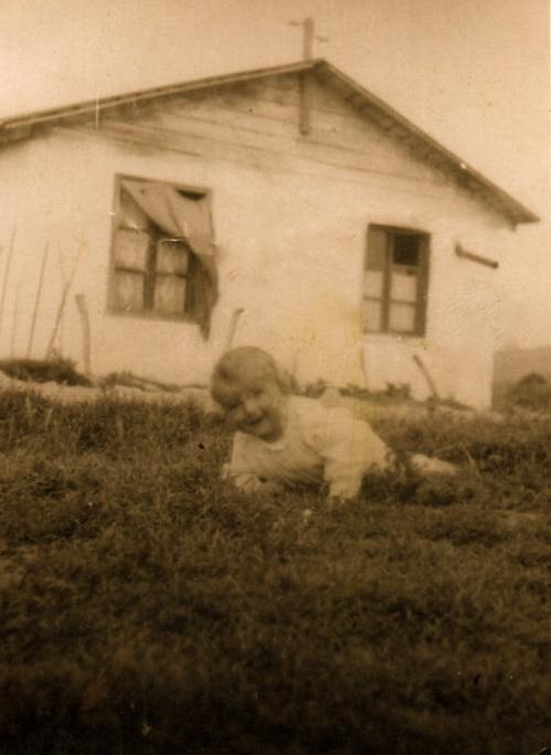 Savër 1964 - Barakat dhe Luçian Radi.