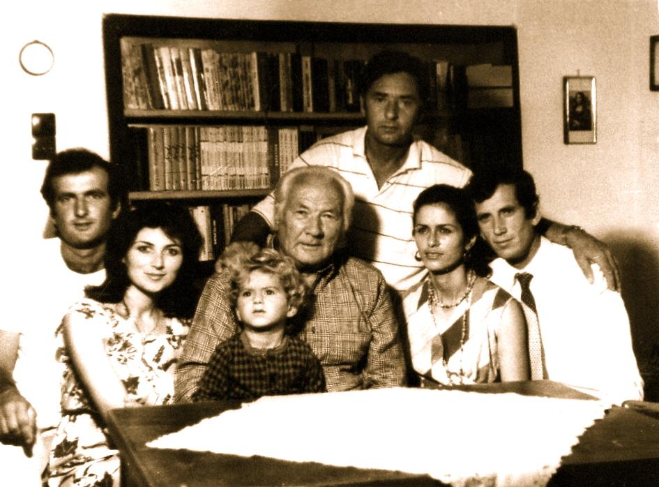 Lazer Radi midis Familjes se vet Saver 1989