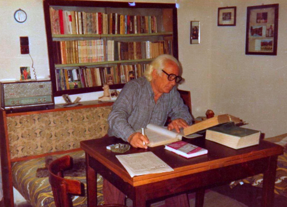Lazer Radi dhe dorshkrimet e tij - Saver 1989
