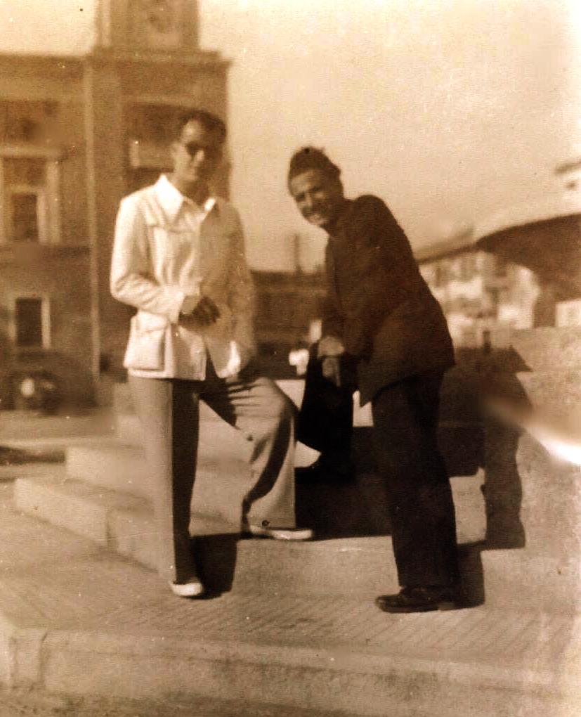 Lazri dhe Filip Ndocaj Shatrivani Durres 1940