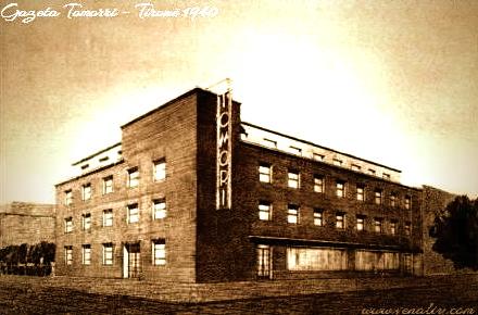 Gazeta Tomorri - Tirane