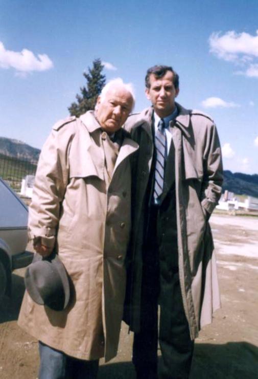 Lazër dhe Jozef Radi - Tiranë, 23 shtator 1997