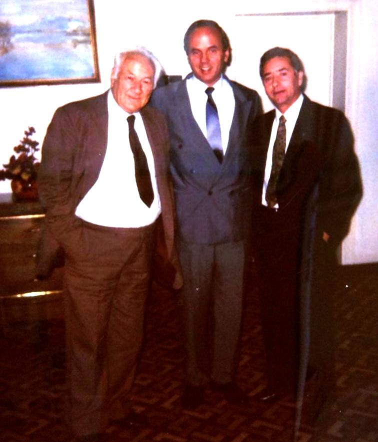 Dine Dine, Lazёr Radi e Pёllumb Kulla - New York 1994