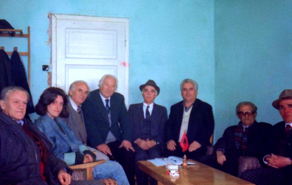 Fehim Kelmendi, Lulzime Shemollari, Sheraf Gjebrea, Lazёr Radi, X, Hazir Shala, Koço Nini, Mexhit Kokalari - LDBSH 11 dhjetor 1993