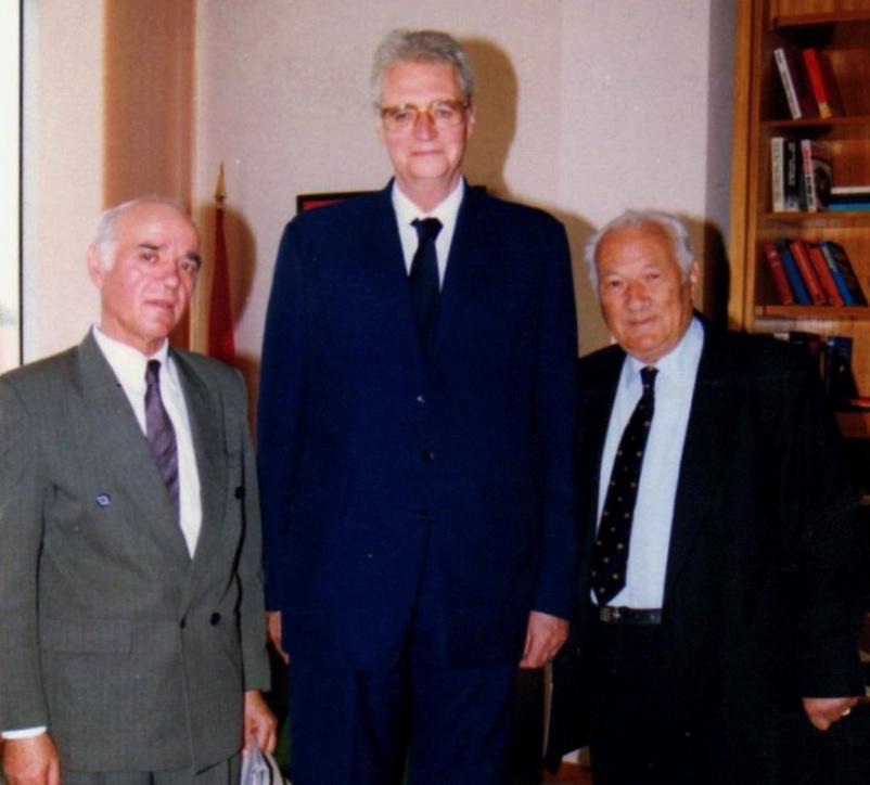 Hazir Shala - Leka Zogu i I, Lazer Radi - Tirane 1993
