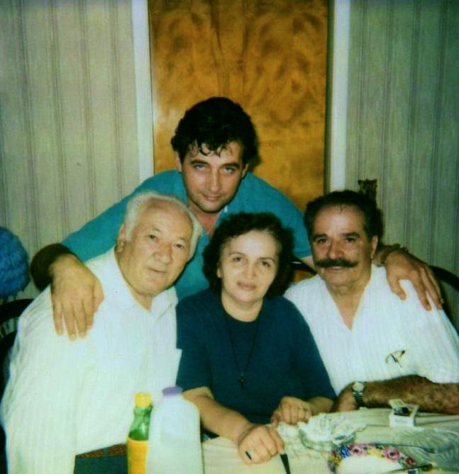 Lazёr Radi, Mrije, Marash e Paulin Mёrnaçi - New York  27 gusht 1994