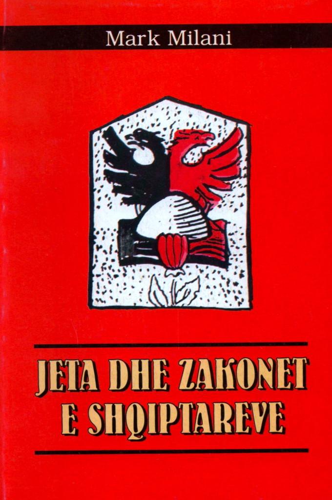 Jeta dhe Zakonet e Shqiptareve - Ribotim 2002