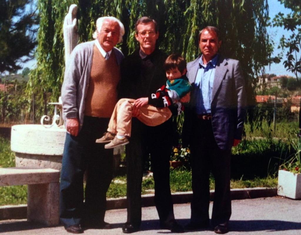 Lazri me Don Salvatore - Terni 1991