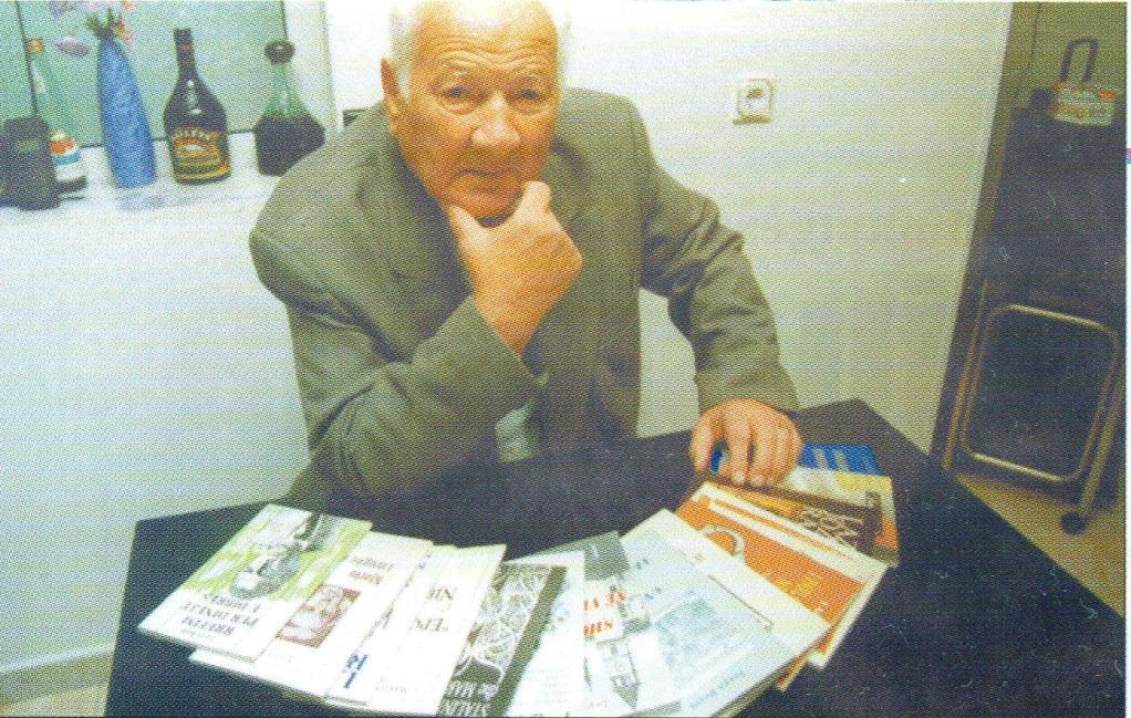 Lazёr Radi dhe gjithё prodhimtaria e tij deri nё vitin 1997
