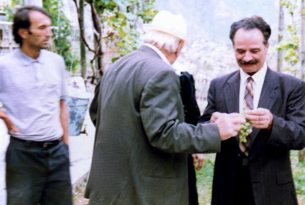 Lazёr Radi e Marash Mёrnaçi - Vermosh, verё 1994