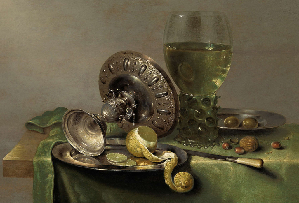 Willem Claesz Heda (Nature Morta 1)