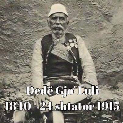Dede Gjo' Luli (1840-1913)
