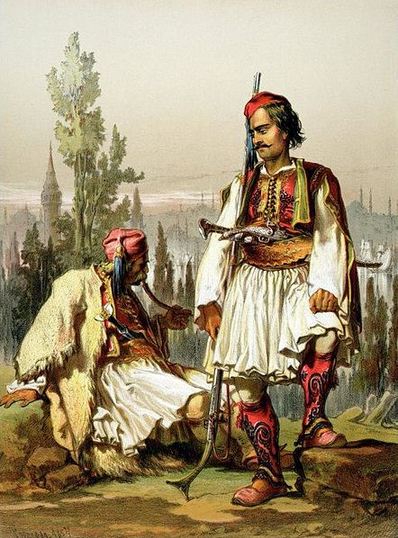 Luftëtarë shqiptarë