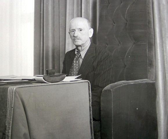 Lef Nosi - Kryetar i Kuvendit