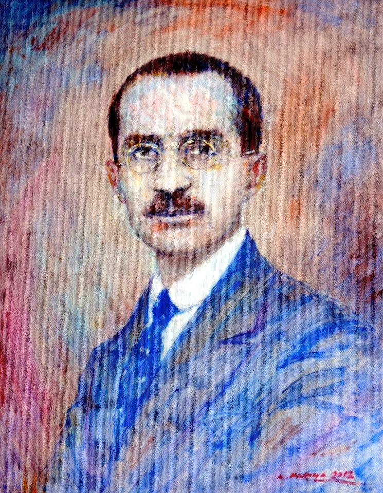 Thanas Floqi  (1884-1945) (a. morina)