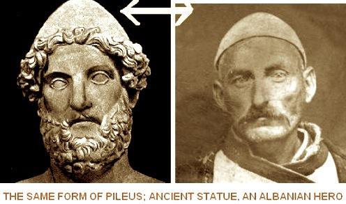 Lashtë dhe Portret Shqiptari