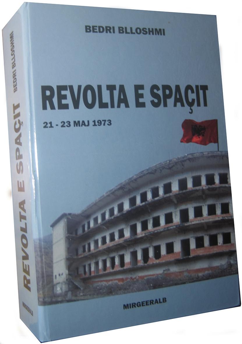 "Bedri Blloshmi ""Revolta e Spaçit"""