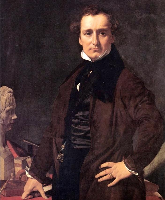 Lorenzo Bartolini - Punim nga   Jean-Auguste-Dominique Ingres