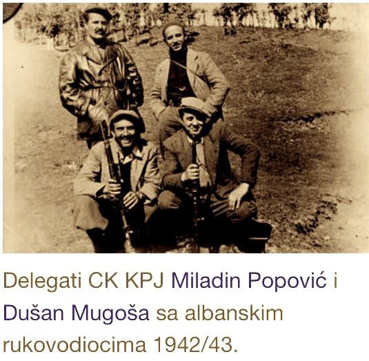 Enver Hoxha dhe emisaret serbo-malazes