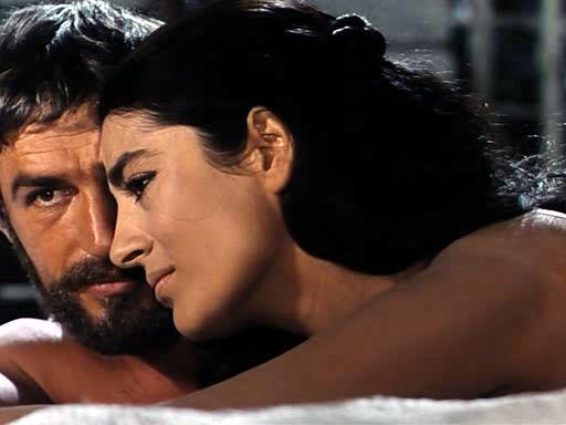 Bekim fehmiu dhe Irene Pappas - Filmi Uliksi