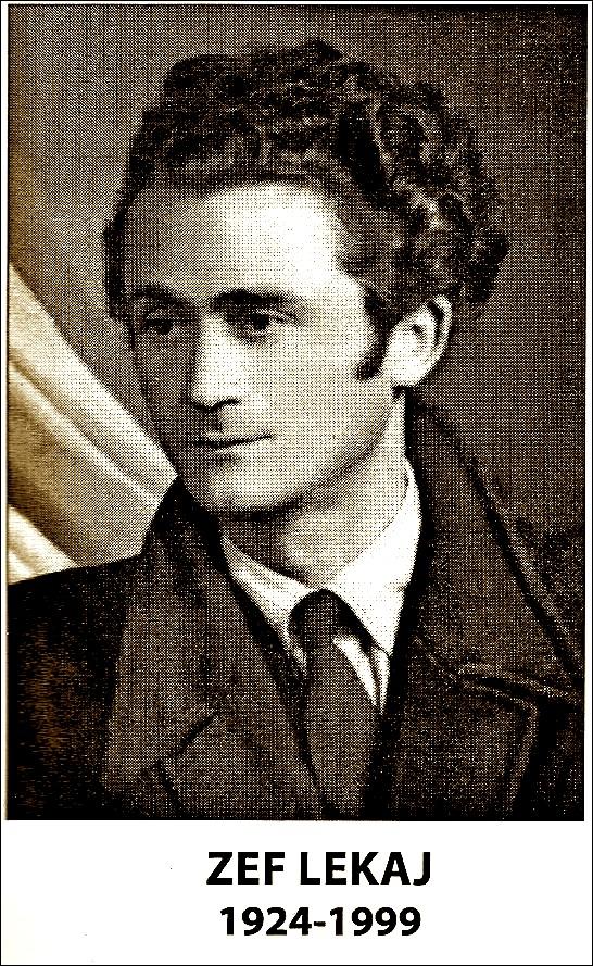 Kompozitori Zef Lekaj