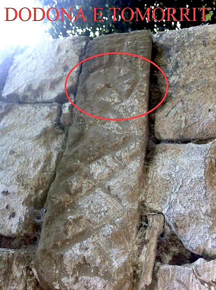 Guret e mureve qikllopike ne Tomorr