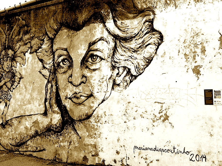 Grafite - Florbela Espanca (foto Y. Demneri)