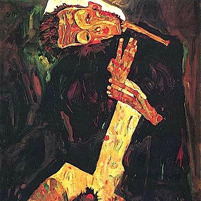 Egon Schiele - Poeti - 1911